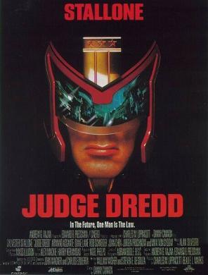 Judge Dredd Rings